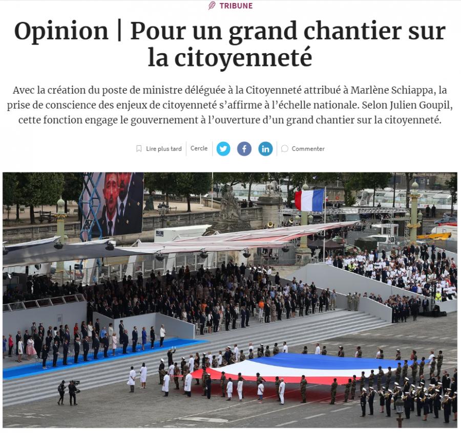 Tribune Les Echos