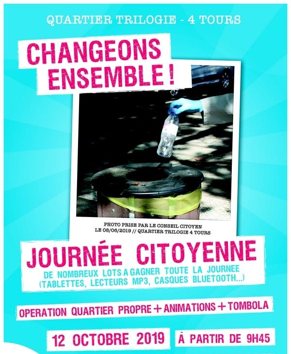 Journée Citoyenne à Villepinte